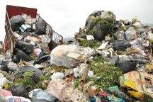 تولید روزانه  380 تن زباله در سنندج