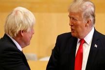 وزیر خارجه سابق انگلیس درخواست ترامپ برای دیدار با وی را رد کرد