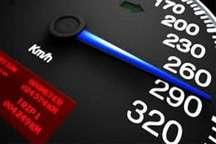 توقیف موتورسیکلت با سرعت 240 کیلومتر در ساعت