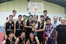 بسکتبالیستهای خراسانی مقام سوم کشور را کسب کردند