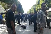 حمله انتحاری یک زن در مرکز پایتخت تونس/ احتمالا داعش مسئول این عملیات تروریستی است