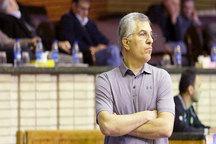 سرمربی تیم بسکتبال پتروشیمی:تیم ما از کیفیت بهتری نسبت به حریف برخوردار بود