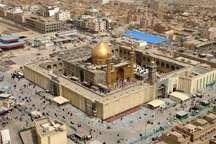 پایان ساخت صحن حضرت زهرا (س) در نجف