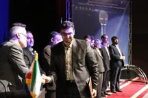 خبرنگارایرنا رتبه نخست جشنواره مطبوعات استان قم شد