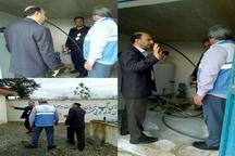 پایش و سنجش کیفیت آب آشامیدنی روستاهای ماسال