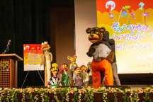 جشنواره ملی تئاتر کودک و نوجوان در مشهد آغاز شد