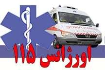 تعداد کشته های انفجار گاز در یک منزل مسکونی  شهر خرمدشت به 2 نفر رسید