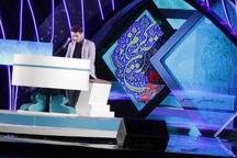 مصطفی حسینی از قزوین نفر برتر رشته قرائت مسابقات سراسری قرآن شد