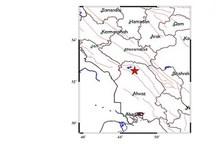 ۳ زمین لرزه امروز شهرهای مختلف خوزستان را لرزاند