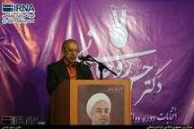 دولت روحانی امنیت و آرامش روانی در جامعه ایجاد کرد