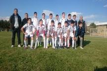 فوتبال نونهالان آذربایجان غربی کار خود را با پیروزی آغاز کرد