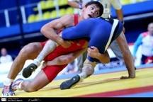 کشتی گیر کرمانشاهی به مسابقات قهرمانی آسیا اعزام می شود