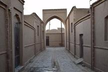 7،8 میلیارد ریال صرف مرمت آثار تاریخی گناباد شد