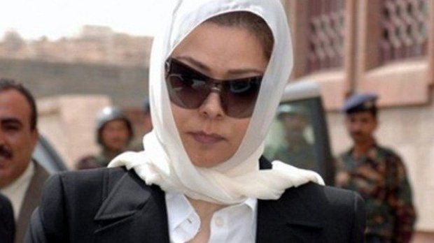 فشار عراق به اردن برای تحویل دادن دختر صدام