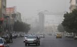 افزایش گرد و غبار در نیمههای غربی و شرقی کشور