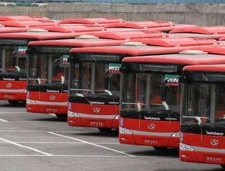 خدمات رسانی اتوبوسرانی تهران به مناسبت شب های قدر