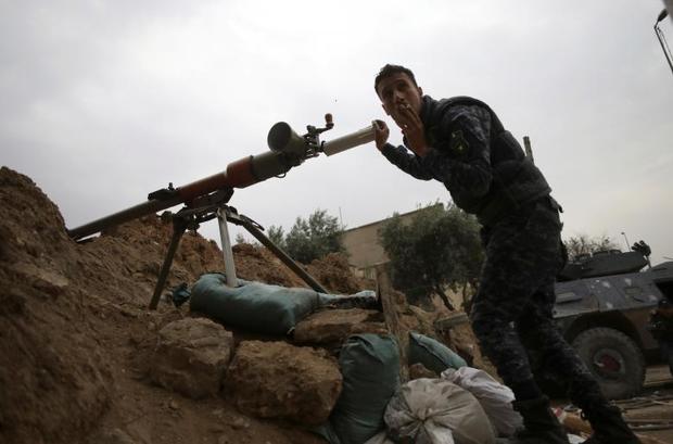 عکس/ در بحبوبه جنگ