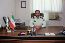 سارقان آهن الات کارگاه جاده ایلام-صالح آباد دستگیر شدند