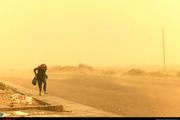وزش باد با سرعت ۹۷ کیلومتر بر ساعت در زابل  کاهش دید افقی در شمال استان
