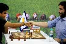 توقف شطرنج بازان صاحب نام جهان در برابر ستارگان شطرنج ایران