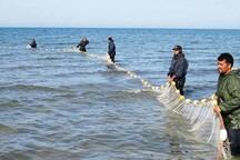 صید و صیادی در دریاچه پشت سد های ارس و مهاباد ممنوع شد