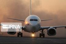 باران، پرواز عسلویه - ساری را به تهران برد