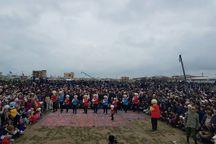 گورش منطقه ای با حضور 300کشتی گیر در گلستان برگزار شد