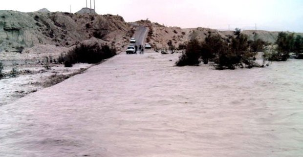 محور دیلم به خوزستان بسته شد