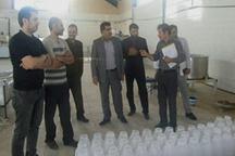 بازدید میدانی مدیر عامل شرکت شهرکهای صنعتی لرستان از مناطق استان