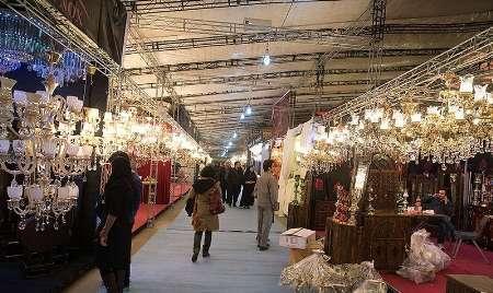 نمایشگاه تخصصی مبلمان در قائمشهر گشایش یافت