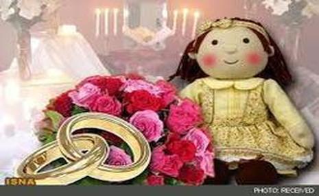 این روستای ایرانی پر از عروس خردسال است!