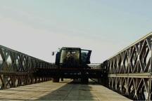 بهرهبرداری از پل ارتباطی روستای سیلزده «چممهر»  افتتاح پل ارتباطی پلدختر- کرمانشاه بزودی