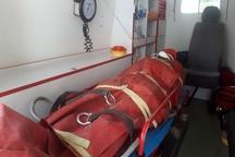 سقوط یک کارگر جوان به عمق محل گودبرداری در مشهد