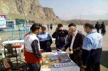 نحوه ارایه خدمات به مسافران نوروزی در استان کرمانشاه مطلوب است
