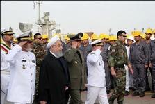 رئیس جمهور روحانی:  قدرت ایران هرگز تهدیدی برای دیگران نیست/ چشم طمع به دیگران نداشتهایم اما همواره در برابر متجاوز ایستادهایم/ قدرت ایران امروز میتواند قدرت منطقه باشد