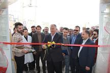 افتتاح 20 طرح عمرانی در بخش قهستان درمیان در آخرین روز دهه فجر