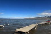 دریاچه ارومیه به حالت تثبیت رسیده است