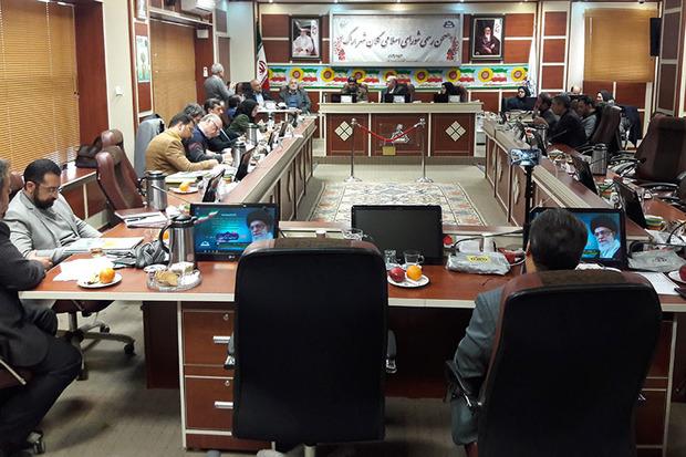 بودجه پیشنهادی شهرداری اراک به تصویب شورای شهر نرسید