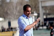 سرمربی تیم فجر: برابر تیم کارون خرمشهر، تیم برتر میدان بودیم