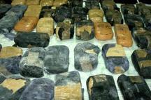425 کیلوگرم مواد مخدر در عملیات پلیس کهنوج کشف شد