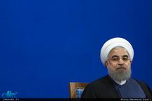 رئیسجمهور روحانی: روابط ایران و ترکیه باید در همه زمینه ها به سطحی راهبردی ارتقاء یابد