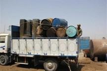 بیش از 6 هزار لیتر سوخت قاچاق در تایباد کشف شد