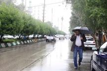 بیشترین میزان باران خوزستان در مسجدسلیمان با56،8میلیمترثبت شد