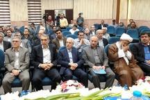 وزیر علوم و تحقیقات برای افتتاح چند طرح وارد سمنان شد