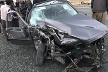 حادثه رانندگی در جاده اراک - فرمهین یک کشته برجا گذاشت