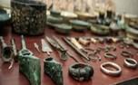 70 شئ تاریخی در لرستان کشف و توقیف شد
