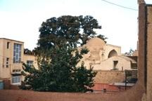 مسجد تاریخی سرشک نطنز تخریبی نیست