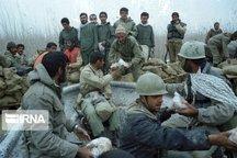 دفاع مقدس به تثبیت انقلاب و پیروزی ایران کمک کرد