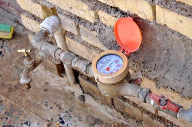 شهروندان قزوینی از یخ زدگی کنتورهای آب پیشگیری کنند
