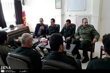 سپاه بازوی توانمندی برای انقلاب اسلامی است